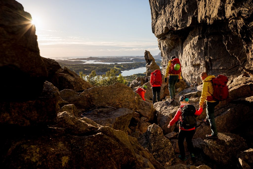 Dette er klærne i 71 grader nord – Norges tøffeste kjendis 2021